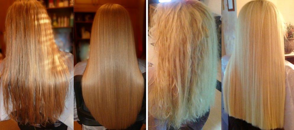 Ламинирование волос Матрикс ( Лореаль).