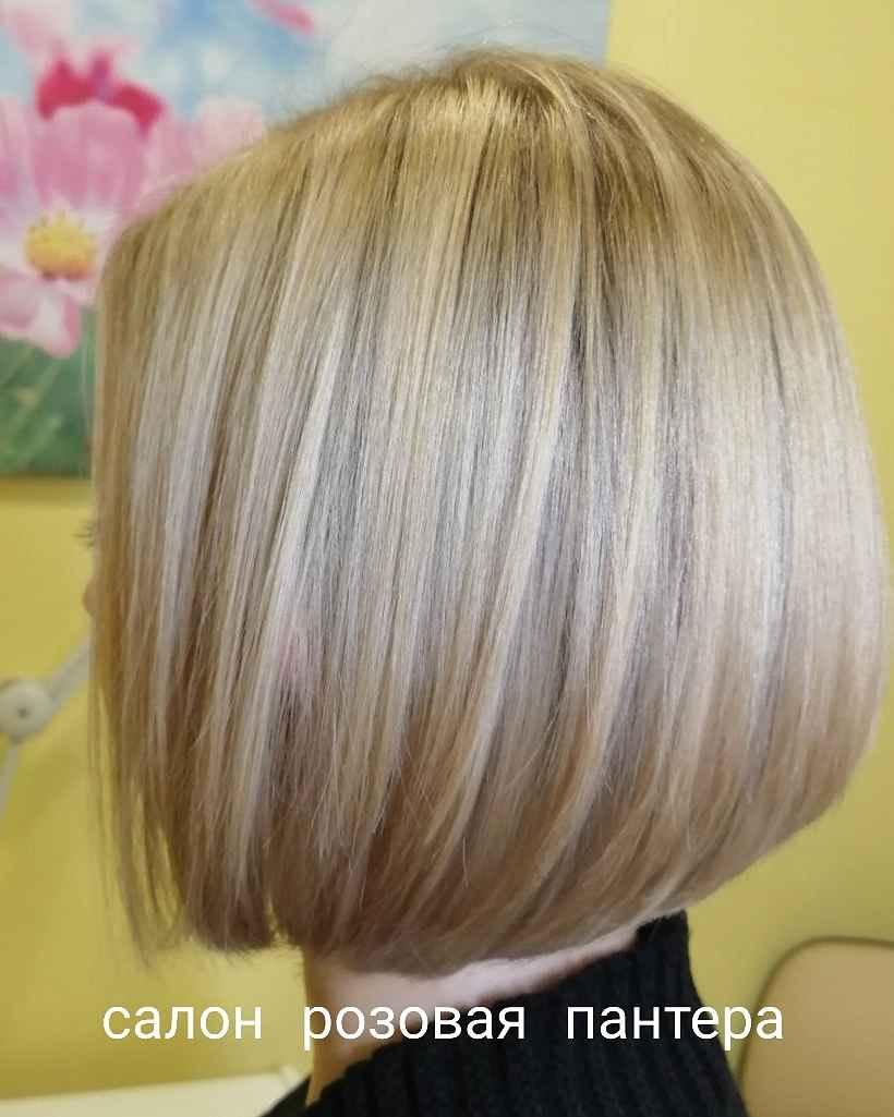 Окрашивание волос Минск салон Розовая пантера