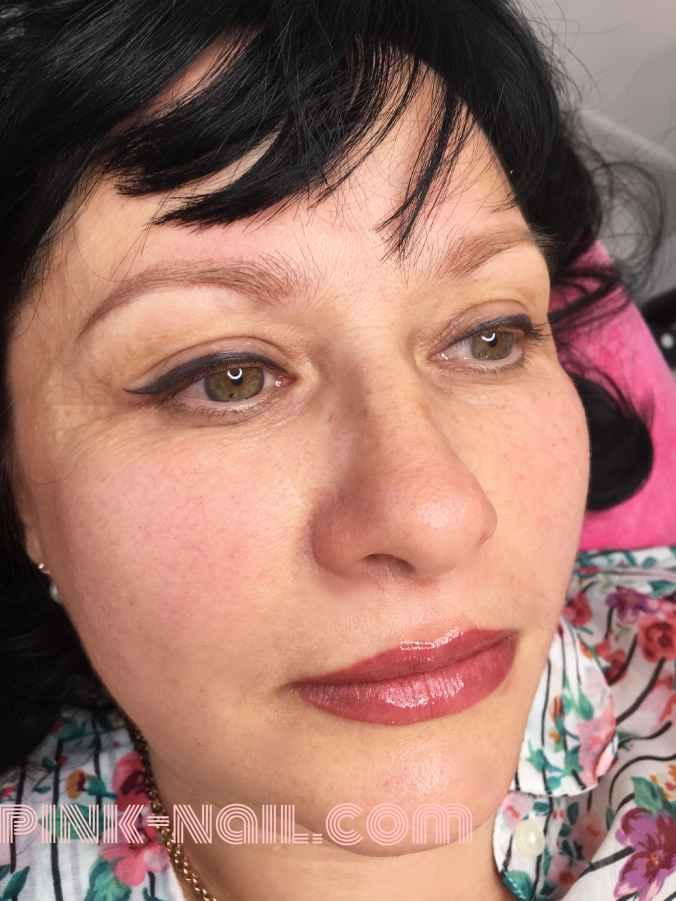 Перманентный макияж профессионально Минск