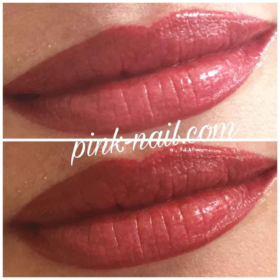 Перманентный макияж губ в Минске студия Розовая пантера