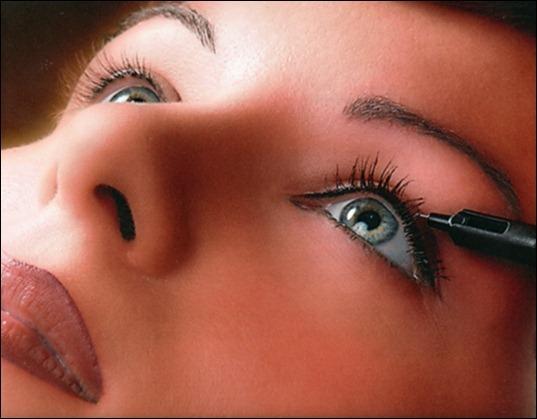 Перманентный макияж на глазах
