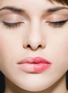Перманентный макияж губ: до и после