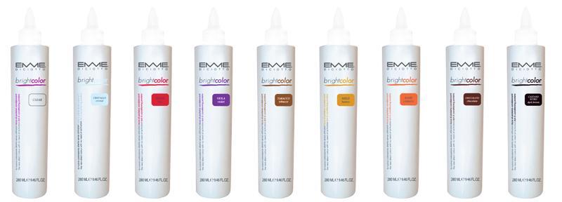 Brightcolor от EmmeDiciotto - средства для ухода за волосами