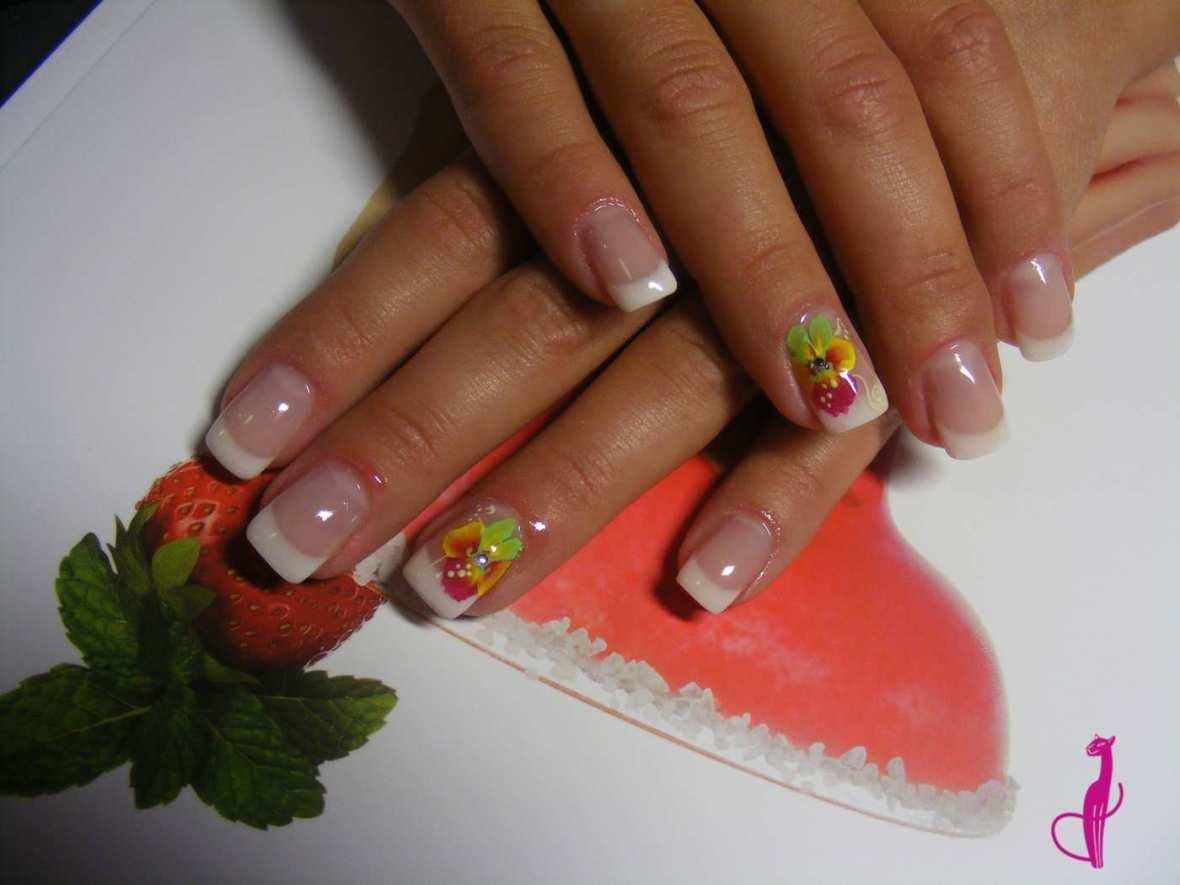 Арт-дизайн ногтей