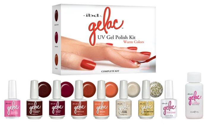Gelak - гель-лак для долговременного покрытия ногтей