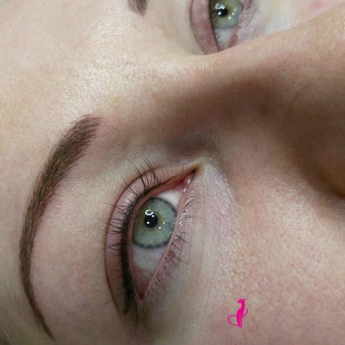 Перманентный макияж салон Розовая пантера Минск