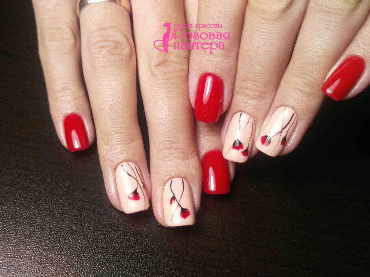 Дизайн ногтей в Минске