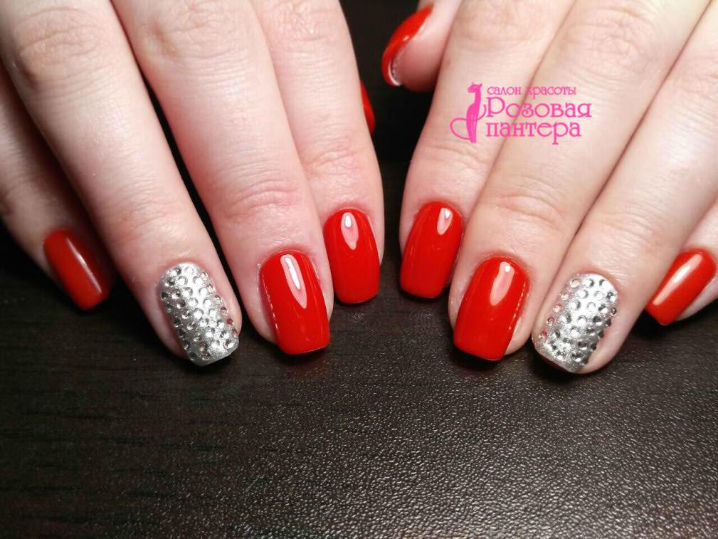 долговременное покрытие ногтей Минск
