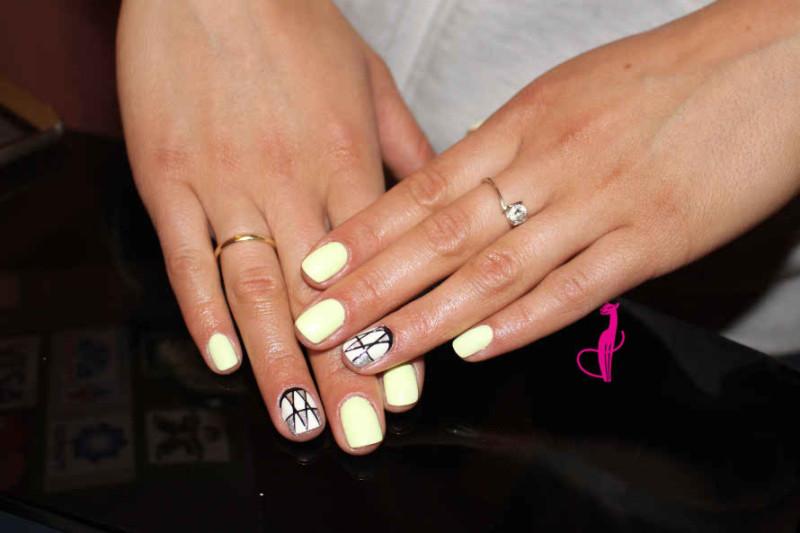 Дизайн ногтей студия Розовая пантера Минск